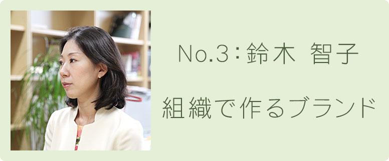 鈴木智子准教授「組織で作るブランド」